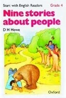 Start with English Readers 4 Nine Stories ABout People - HOWE, D. H.
