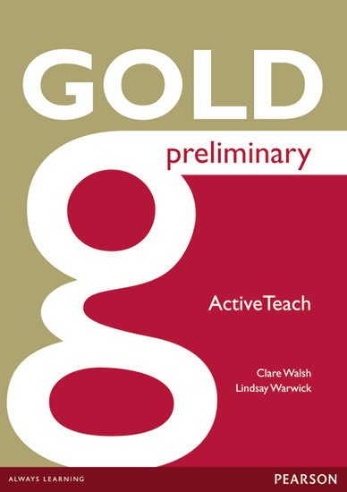 Gold Preliminary 2013 Active Teach - Clare Walsh