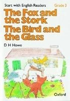Start with English Readers 3 Fox and Stork / Bird and the Glass - HOWE, D. H.