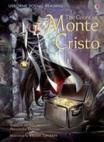 Usborne Young Reading Level 3: the Count of Monte Cristo - JONES, R. L.;TAVARES, V.