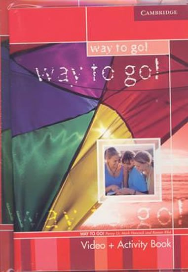 Teen ELT Videos Level 1: Way to Go! (DVD) and Activity Book