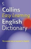 Collins Easy Learning English Dictionary - COLLINS