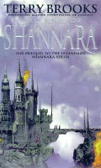 The First King Of Shannara - Terry Brooks