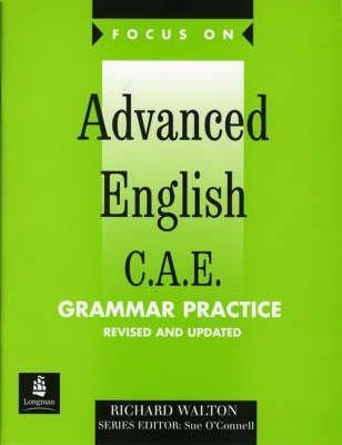 Focus on Advanced English: Cae Grammar Practice - With Pull-out Key