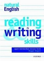 Natural English Upper Intermediate Reading and Writing Skills Resource Bookls - GAIRNS, R.;REDMAN, S.