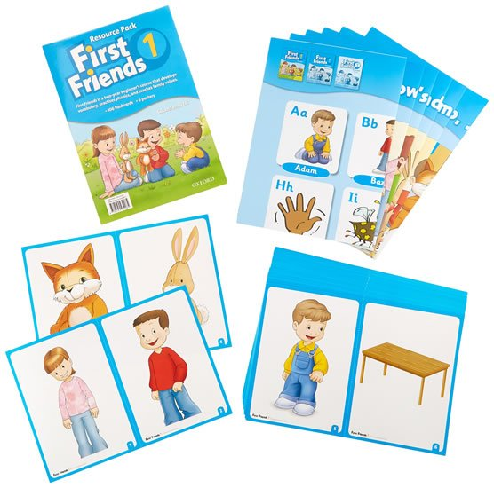 First Friends 1 Teacher´s Pack