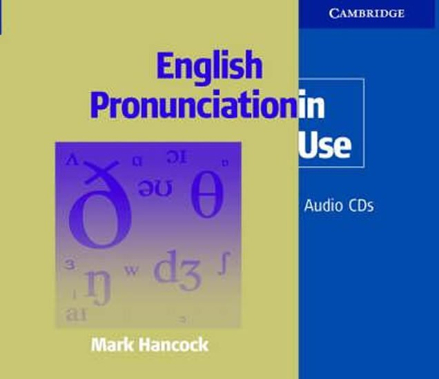 English Pronunciation in Use Intermediate: Audio CD