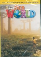 OUR WORLD Level 4 INTERACTIVE WHITEBOARD SOFTWARE (DVD-ROM)