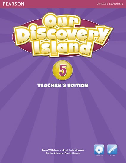 Our Discovery Island 5 Teachers Book with Audio CD/Pack
