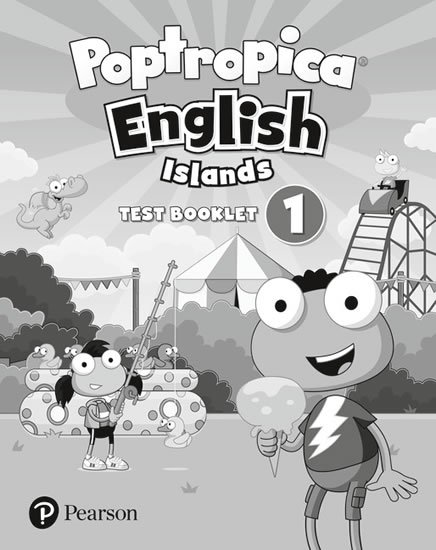Poptropica English Islands 1 Test Booklet