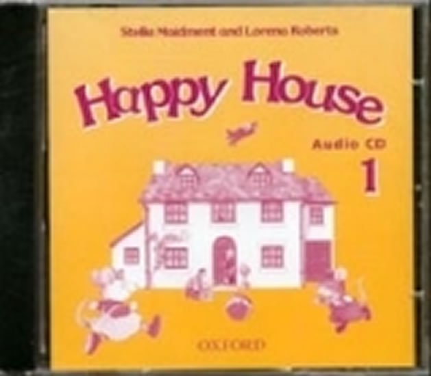 Happy House 1 Class Audio CD - Paul A. Davies;Tim Falla