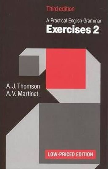 A Practical English Grammar Exercises 2 Third Low-priced Edition (3rd) - kolektiv autorů