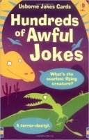 Hundreds of Awful Jokes (Usborne Joke Cards)