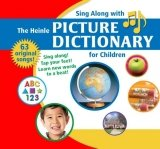 THE HEINLE PICTURE DICTIONARY FOR CHILDREN SING-ALONG CD