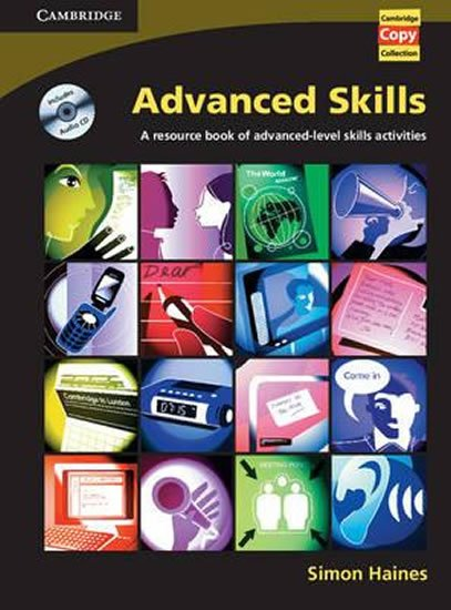 Advanced Skills Book and Audio CD Pack - Simon Haines