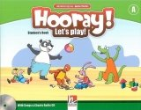 Hooray, Let´s Play! A Student´s Book with Songs & Chants Audio CD