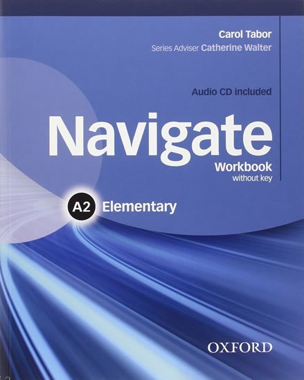 Navigate Elementary A2 Workbook without Key and Audio CD