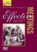 Effective Meetings DVD - COMFORT, J.;UTLEY, D.