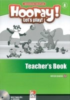 Hooray, Let´s Play! A Teacher´s Book with Class Audio CDs (2) and DVD-ROM - PUCHTA, H.;GERNGROSS, G.