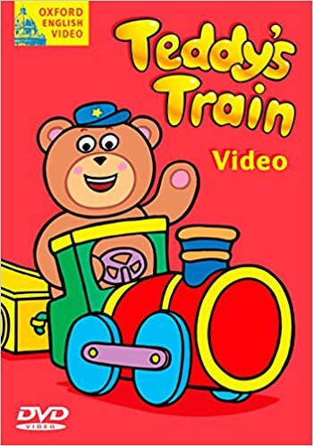 Teddy´s Train DVD - GIL, V.;TOMAS, L.
