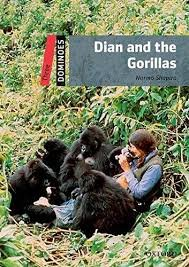 Dominoes Second Edition Level 3 - Dian and the Gorillas + MultiRom Pack - SHAPIRO, N.