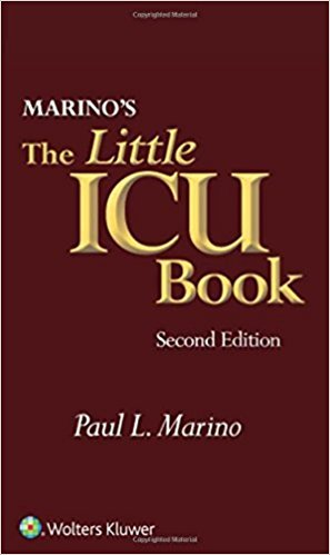 Marino's The Little ICU Book, 2nd Ed.