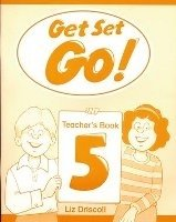 Get Set Go! 5 Teacher´s Book - DRISCOLL, L.;LAWDAY, C.;MCLEAN, A.
