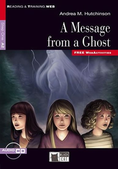 Message From A Ghost + CD - neuveden