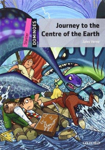 Dominoes Second Edition Level Starter - Journey to the Centre of the Earth + MultiRom Pack - VERNE, J.