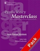 NEW PROFICIENCY MASTERCLASS WORKBOOK WITHOUT KEY + AUDIO CD PACK