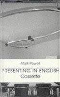PRESENTING IN ENGLISH AUDIO CASSETTE
