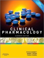 Clinical Pharmacology, 11th Ed.