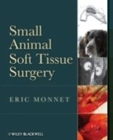 Small Animal Soft Tissue Surgery (with DVD-ROM) - Monnet, Eric