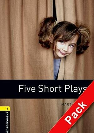 OXFORD BOOKWORMS PLAYSCRIPTS New Edition 1 FIVE SHORT PLAYS AUDIO CD PACK