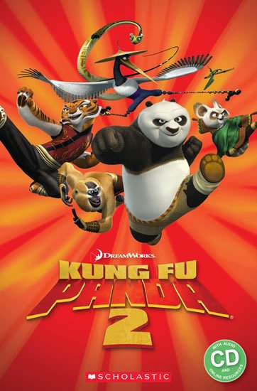 Level 3: Kung Fu Panda 2+CD (Popcorn ELT Primary Reader)s - Fiona Beddall