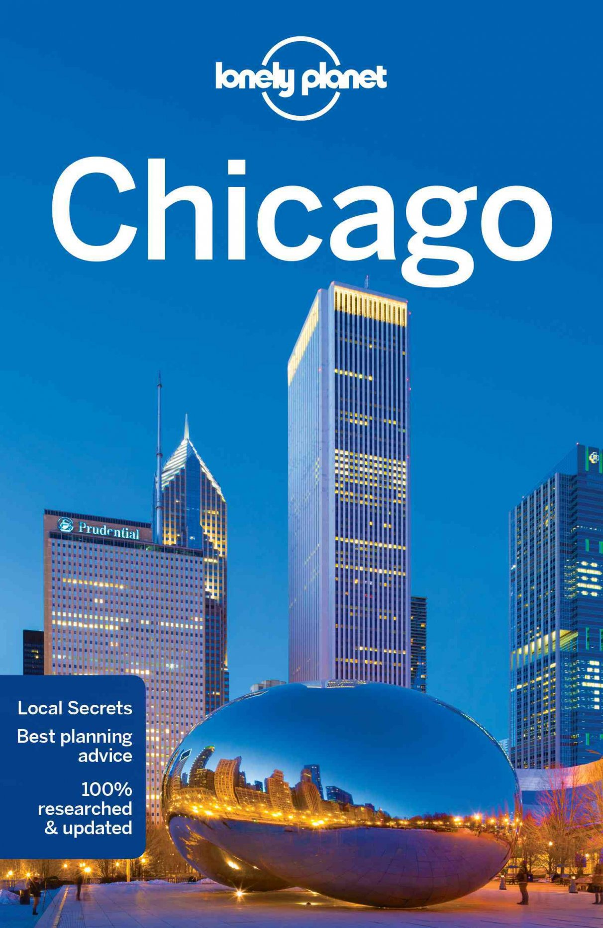 Lonely Planet Chicago 8.