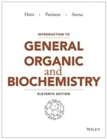 Introduction to General, Organic, and Biochemistry, 11th Ed.