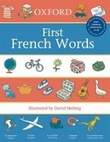Oxford First French Words - MELLING, D.;MORRIS, N.