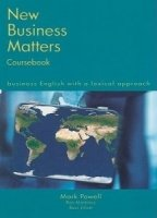 New Business Matters Coursebook - MARTINEZ, R.;POWELL, M.
