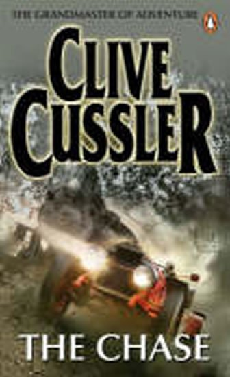 The Chase - Clive Cussler; neuveden
