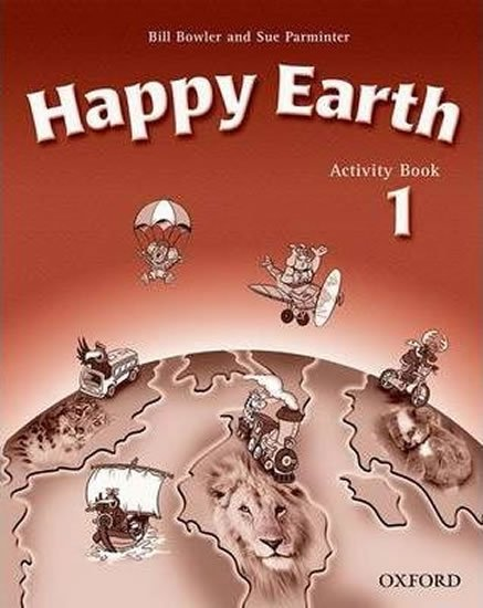 Happy Earth 1 Activity Book - neuveden