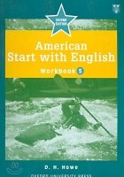 American Start with English 5 Workbook - HOWE, D. H.