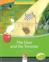 HELBLING YOUNG READERS CLASSICS Stage A: THE HARE AND THE TORTOISE with CD-ROM PACK
