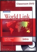 WORLD LINK Second Edition INTRO CLASSROOM DVD
