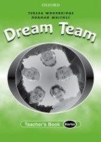 Dream Team Starter Teacher´s Book - WHITNEY, N.