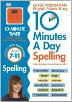 10 Minutes a Day Spelling Key Stage 2 (Ages 7-11)