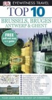 Brussels, Bruges, Antwerp and Ghent Top 10 (eyewitness Travel Guides) - MASON, A.