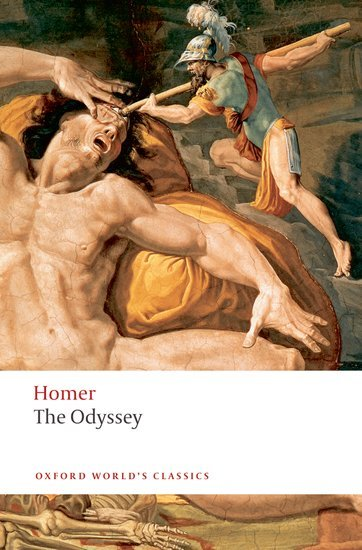 The Odyssey (Oxford World´s Classics New Edition) - HOMER