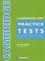 CAMBRIDGE PET PRACTICE TESTS STUDENT´S BOOK