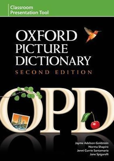 Oxford Picture Dictionary Classroom Presentation CD-ROM (2nd)